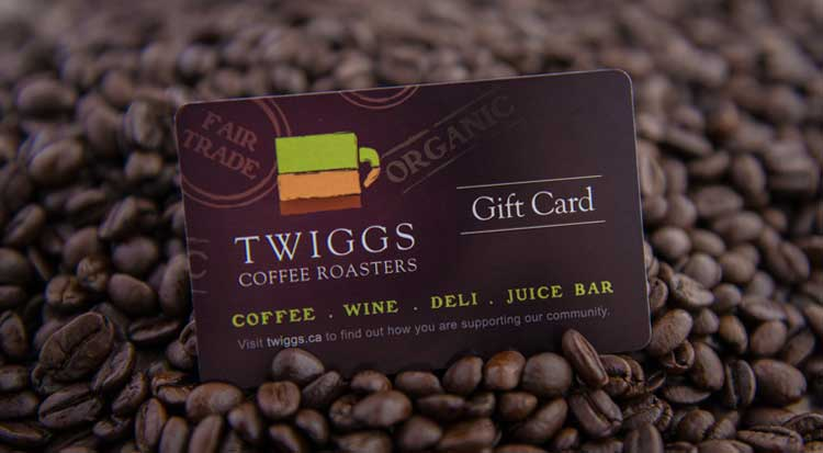 Twiggs Gift Card