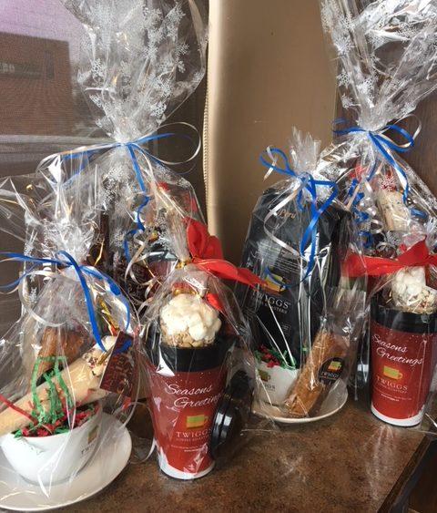 Gift Baskets, christmas