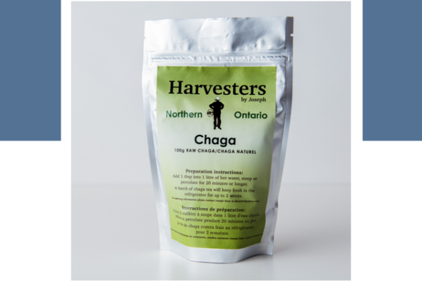 Chaga –  a locally harvested Twiggs Favourite