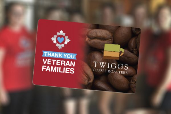 10% Discount for Veteran Families