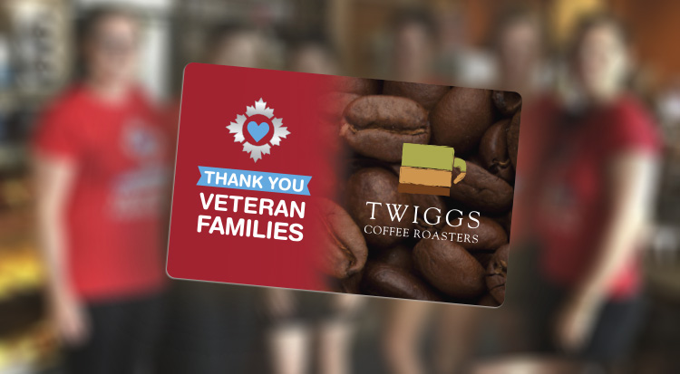 Veteran Family Program - Twiggs Discount Card
