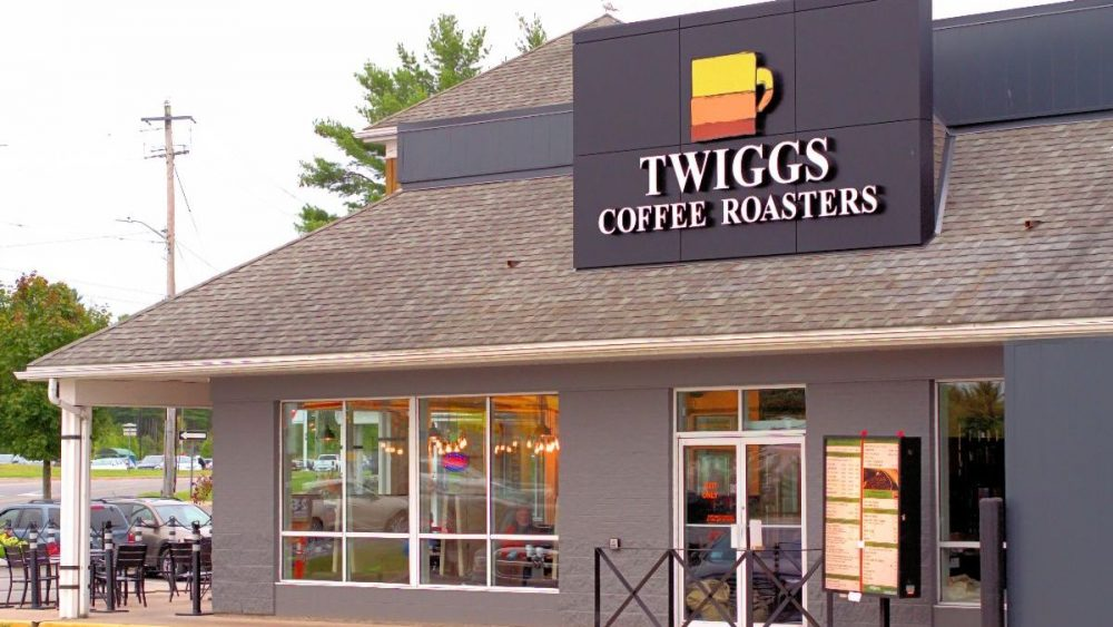 Twiggs Coffee Roasters Parry Sound Building